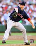 Jon Lester 2010 Action Photo