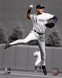 Derek Jeter 2010 Spotlight Action Photo