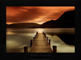 Ullswater, Glenridding, Cumbria Prints by Mel Allen