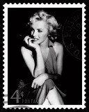 Movie Stamp IV Prints by  The Vintage Collection