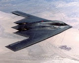B-2 Spirit (Stealth Bomber) United States Air Force Photo