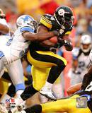 Rashard Mendenhall 2010 Action Photo