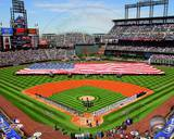 Coors Field 2010 Opening Day Photographie