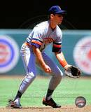 Detroit Tigers Alan Trammell 1990 Action Photo