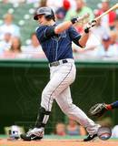 Evan Longoria 2010 Action Photo
