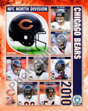 2010 Chicago Bears Team Composite Photo