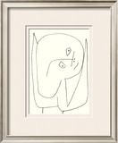 Engel Voller Hoffnung, c.1939 Prints by Paul Klee