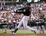 Carlos Beltran 2010 Action Photo