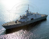 USS Freedom (LCS-1) United States Navy Photo