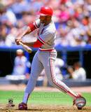Ozzie Smith 1988 Action Photo