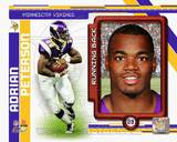 Adrian Peterson 2010 Studio Plus Photo
