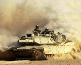 M1A1 Abrams United States Army Photo
