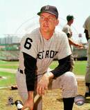 Al Kaline Posed Photo