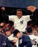 MLB Dwight Gooden No Hitter Photo