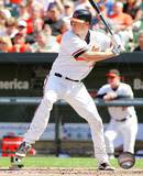 Matt Wieters 2010 Action Photo