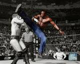 World Wrestling Entertainment R-Truth 2010 Spotlight Action Photo