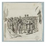 Album Afrique Giclee Print by Denis Auguste Marie Raffet