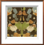Rorschach Abstract II Limited Edition Framed Print by Megan Meagher