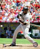 David Ortiz 2010 Action Photo