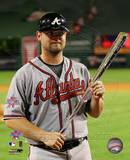 Brian McCann 2010 MLB All-Star Game MVP Photo
