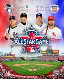 2010 MLB All-Star Game Matchup Composite Photo