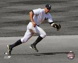 Alex Rodriguez 2010 Spotlight Action Photo