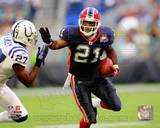 C.J. Spiller 2010 Action Photo