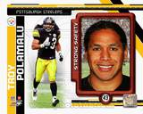 Troy Polamalu 2010 Studio Plus Photo