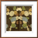 Rorschach Abstract I Limited Edition Framed Print by Megan Meagher