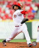Edinson Volquez 2010 Action Photo