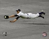 Curtis Granderson 2010 Spotlight Action Photo