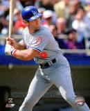 Los Angeles Dodgers Steve Garvey 1981 batting action. Photo