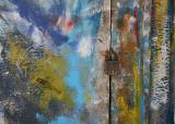 Aegean Brushstrokes VI Posters by Tony Koukos