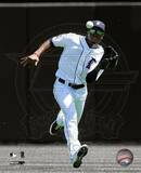 Austin Jackson 2010 Spotlight Action Photo
