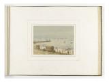 Album de l'isthme de Suez Giclee Print by Édouard Riou