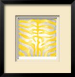 Vibrant Zebra IV Limited Edition Framed Print by Chariklia Zarris