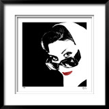 Glam II Limited Edition Framed Print by M.J. Lew