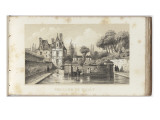 "Album: Memories of Fontainebleau Said ""Album Juniper"" Giclee Print"