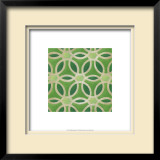 Brilliant Symmetry III Limited Edition Framed Print by Chariklia Zarris
