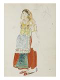 Album de voyage au Maroc, Espagne, Algérie Reproduction procédé giclée par Eugene Delacroix