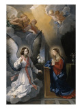 L'Annonciation Giclee Print by Guido Reni