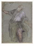 Abraham Lámina giclée por Jacopo Bassano