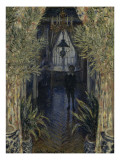 Un coin d'appartement Giclee Print by Claude Monet