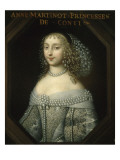Anne-Marie Martinozzi, Princess of Conti (1637-1672) Giclee Print