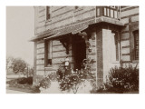 Album Photo: Entering the House of Guinot. Old Nancay Giclee Print