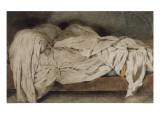 Un Lit défait Giclee Print by Eugene Delacroix