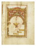 Collection of Prayers by Sidi Muhammad Ibn Al-Jazûlî Giclee Print