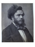 Adrian Tournachon (1825-1903), Brother of the Artist Giclee Print by Gaspard Félix Tournachon