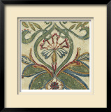 Textured Tapestry I Limited Edition Framed Print by Chariklia Zarris