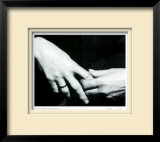 My Mother&#39;s Hands Limited Edition Framed Print by Andr&#233; Kert&#233;sz
